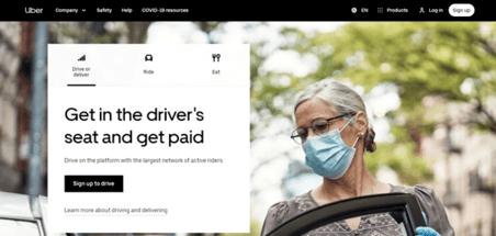 Uber UAE