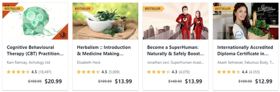 Udemy Health