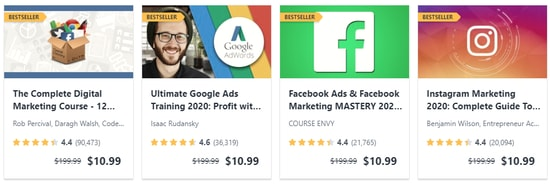 Udemy Marketing