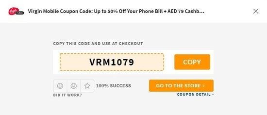 Virgin Mobile Code