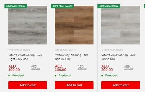 VOX Furniture Flooring