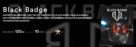 VR Park Blackbadge