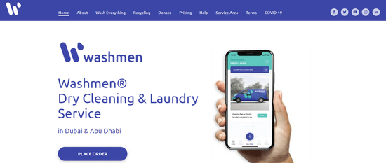Washmen UAE