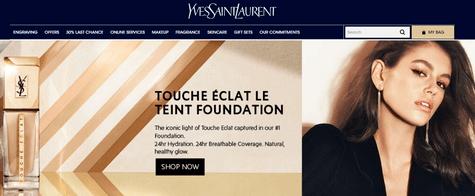 Yves Saint Laurent UAE